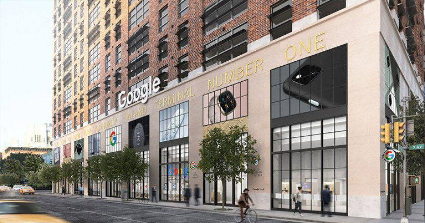 World's First Google Store To Open In New York This Summer