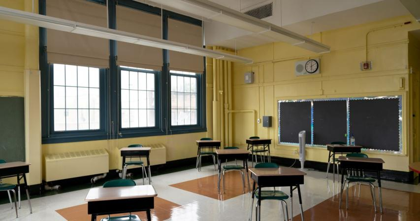 New York City schools will only offer in-person learning in fall, mayor says