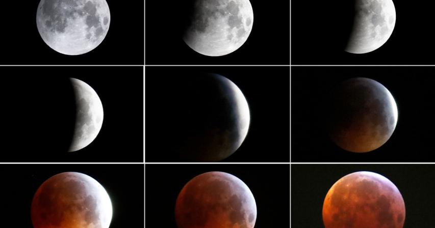 How to watch the upcoming 'Super Flower Blood Moon' eclipse