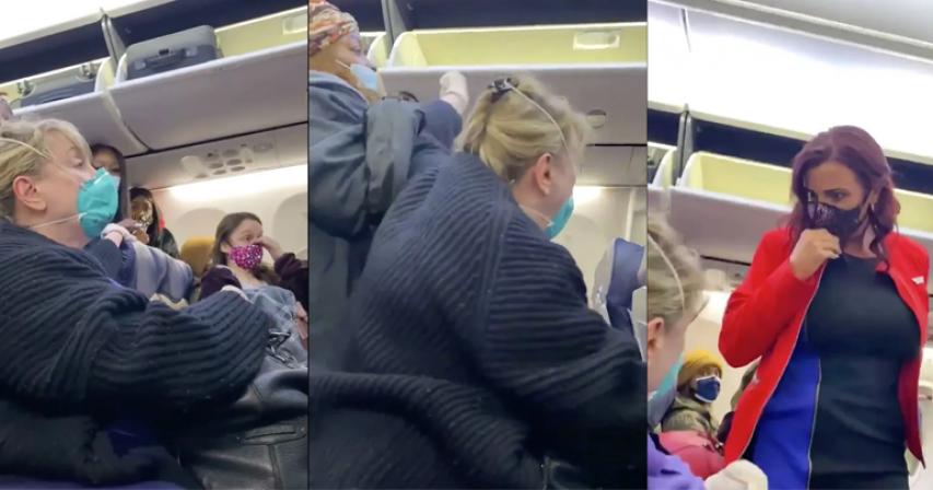 Flight Attendant Loses 2 Teeth in Assault by Passenger