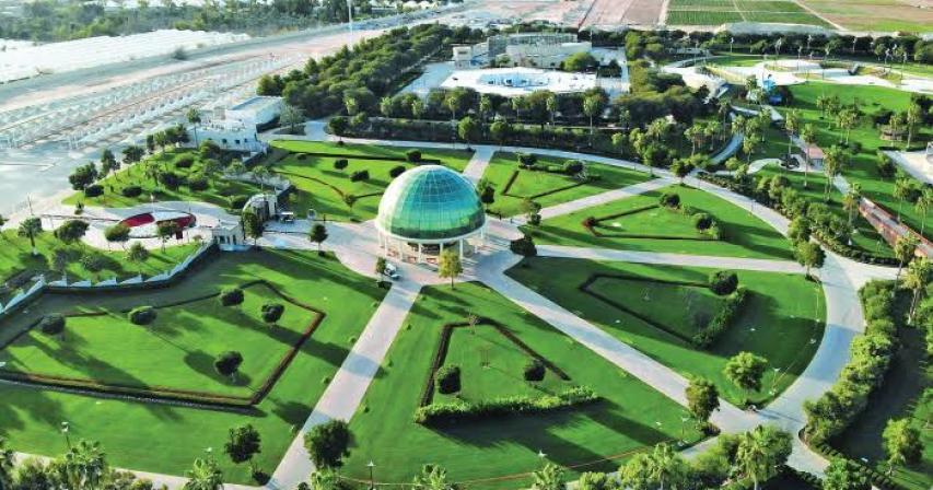 All parks are open with 30% capacity, Says Baladiya