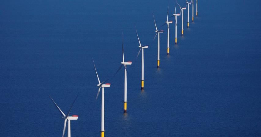 Orsted plans $57 bln drive to be No.1 in green energy