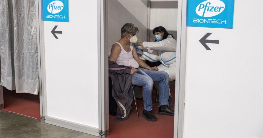 UAE, Bahrain make Pfizer/BioNTech shot available to those who got Sinopharm vaccine