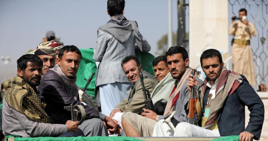 U.S. says Yemen's Houthis bear