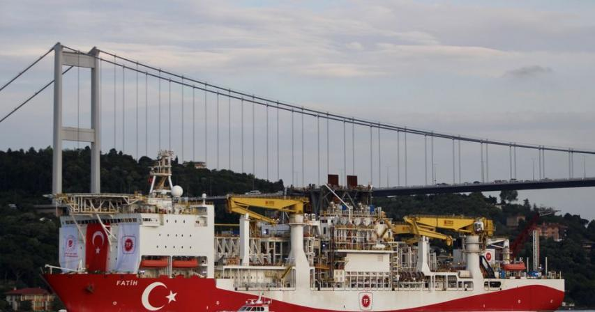 Erdogan says Turkey discovered 135 bcm additional natural gas in Black Sea