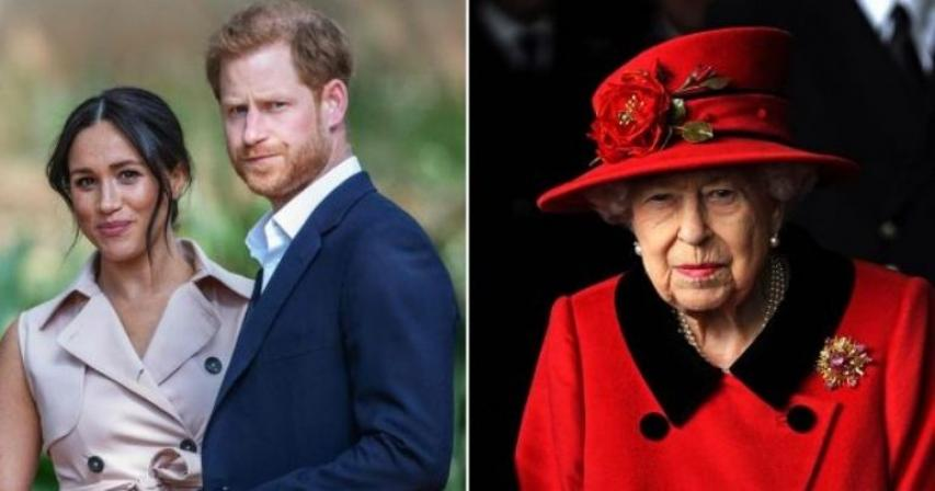 Harry and Meghan did not ask Queen to use Lilibet name - Palace source