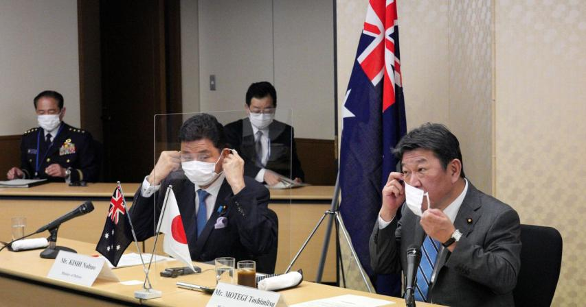 Japan, Australia raise concerns about reported abuses in China
