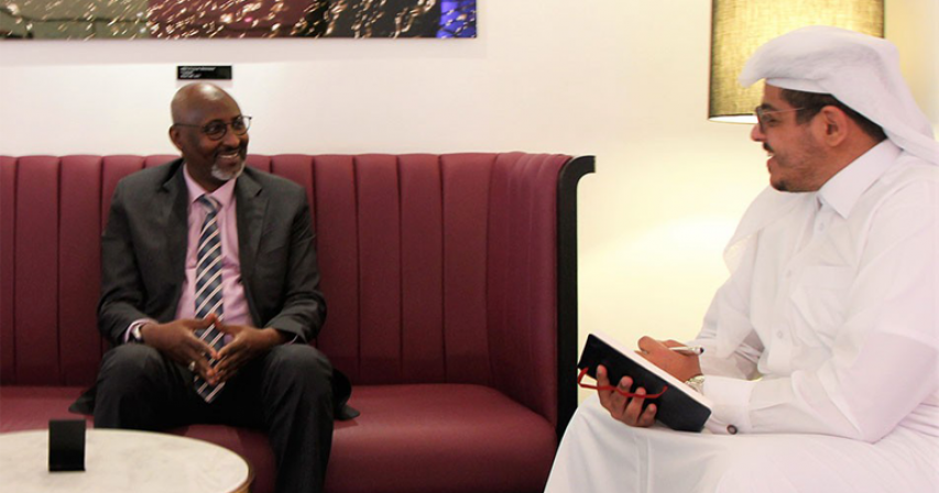 Djibouti's Minister of National Education Praises Qatar's Measures to Contain COVID-19 and World Cup 2022 Preparations