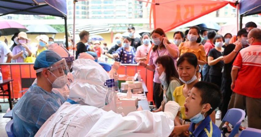 China reports 35 new coronavirus cases on June 11 vs 22 day earlier