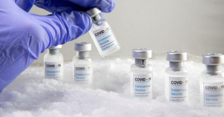 WTO boss sees way for deal to speed COVID vaccines for poor nations