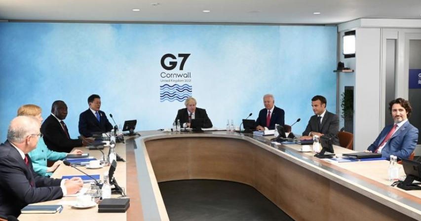 G7 reaches consensus on China dumping, human rights abuses -U.S. official