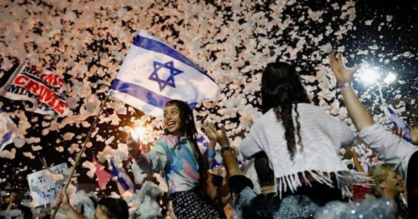 Israel's new government begins, Netanyahu era ends