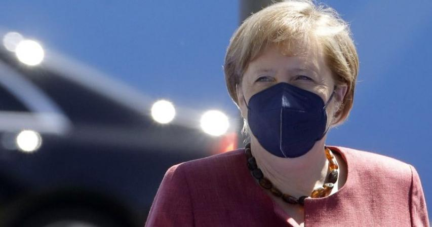 NATO leaders to discuss Russian disinformation, China - Merkel