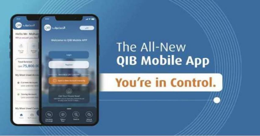 All-new version of QNB's mobile app launched with innovative features
