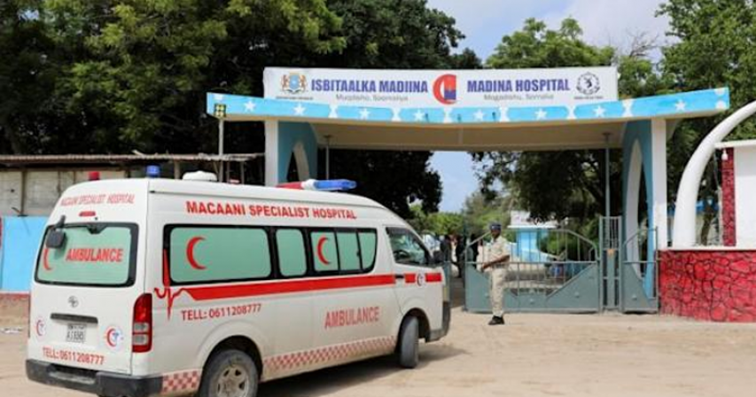 At least 15 killed in suicide bombing at army camp in Somalia - witness