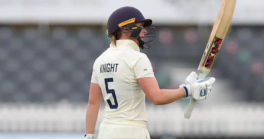 England Women vs India Women, Only Test Day 1: Spinners Script India's Fightback, England End On 269/6