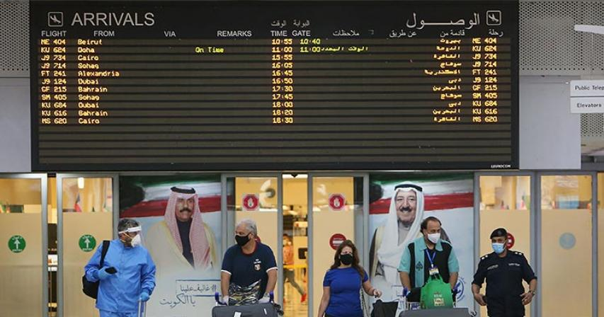 Kuwait to allow entry of fully vaccinated non-citizens from Aug. 1