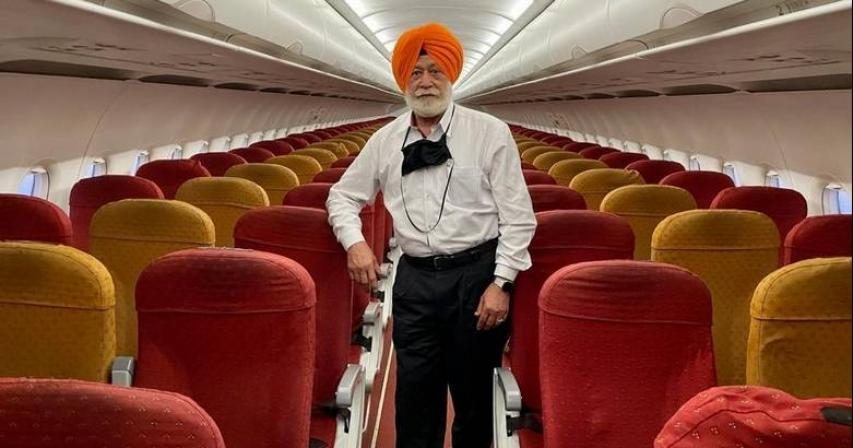 Indian expat flies to Dubai all alone in Air India plane