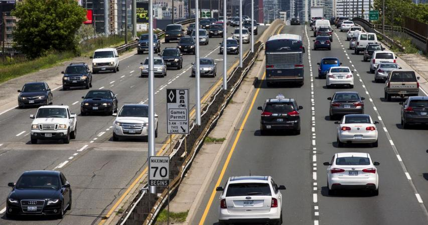 Canada to ban sale of new fuel-powered cars and light trucks from 2035