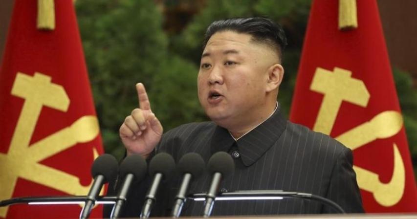 Kim Jong-un - North Korea sees 'grave incident' after Covid lapses
