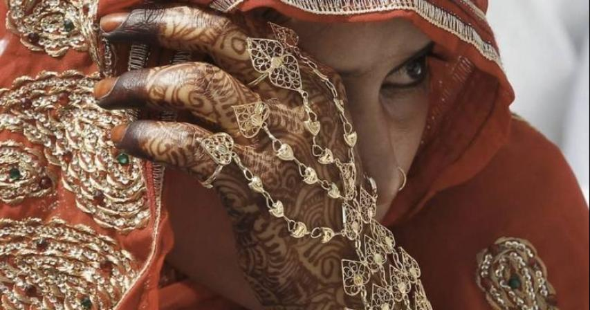 Groom, 40, arrested for trying to marry 12-year-old girl