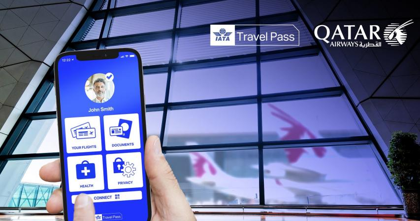 Qatar Airways becomes first airline to integrate vaccination certificates in 'Digital Passport' mobile app