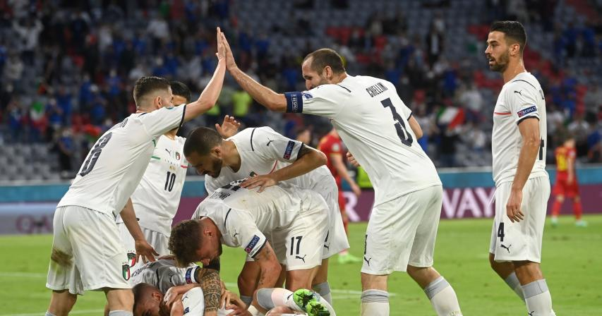Italy knocks out Belgium in Euro 2020 thriller to advance to semifinals