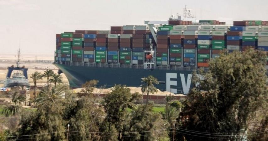 Ever Given: Egypt agrees deal to release ship that blocked Suez Canal