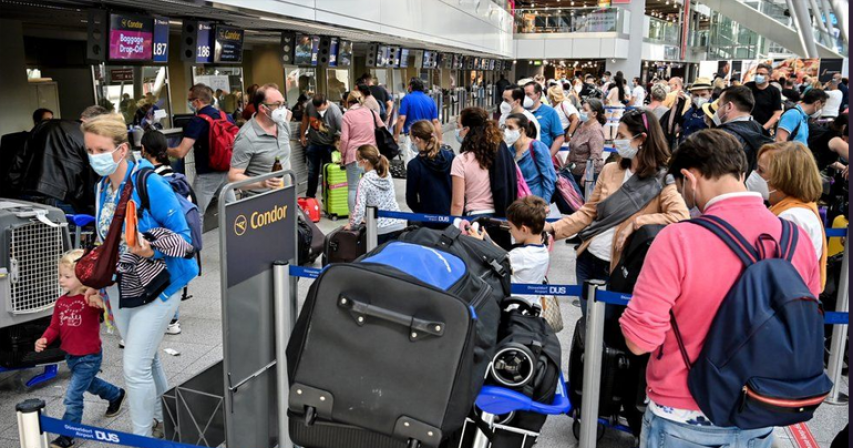 Germany lifts ban on tourists from UK and Portugal