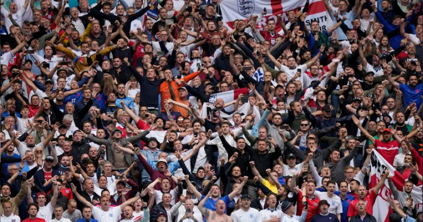 Stadiums in England set to return to full capacity from Jul 19