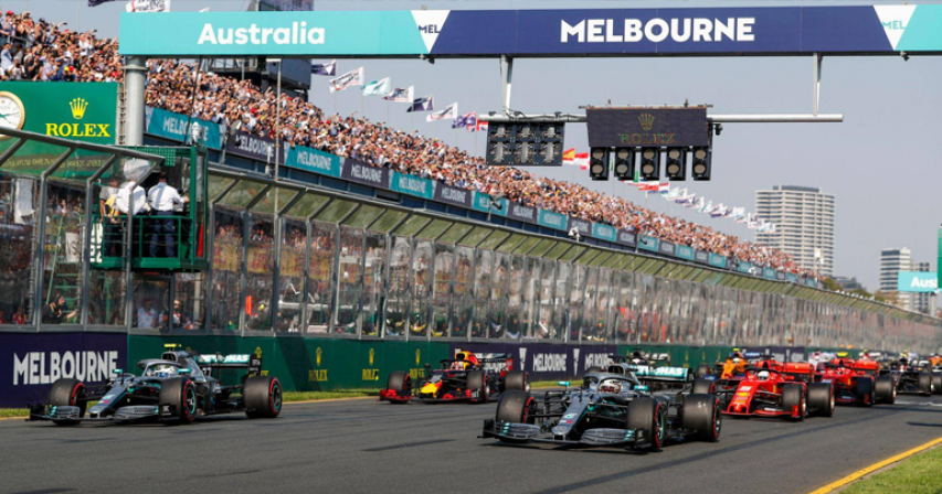 Australian F1 Grand Prix and MotoGP cancelled due to COVID-19