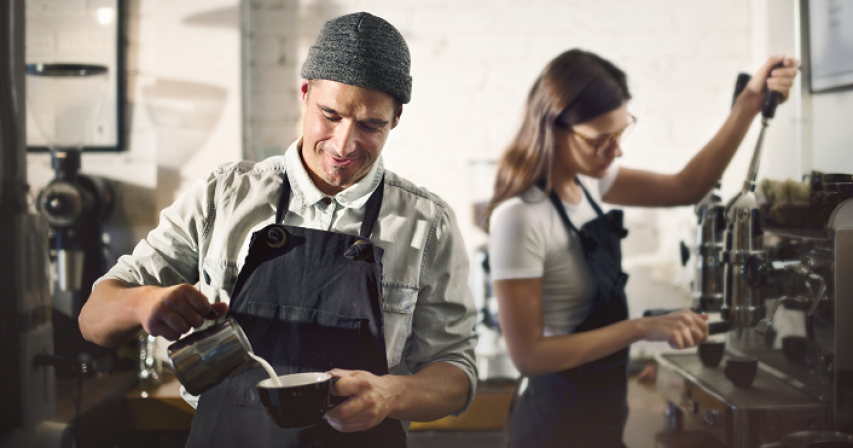 cafe and restaurant staff recruitment agency in Doha, outsourcing service in Qatar, recruitment agency in Qatar, recruitment company in Qatar, outsourcing service in Qatar, staffing service in Doha, B2C Solutions, baristas in Qatar, food services hir