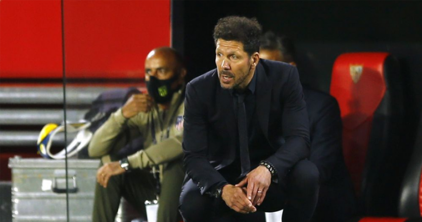 Simeone extends Atletico stay until 2024