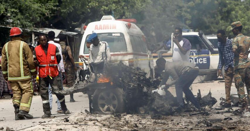 Qatar Condemns Explosion in Somalia