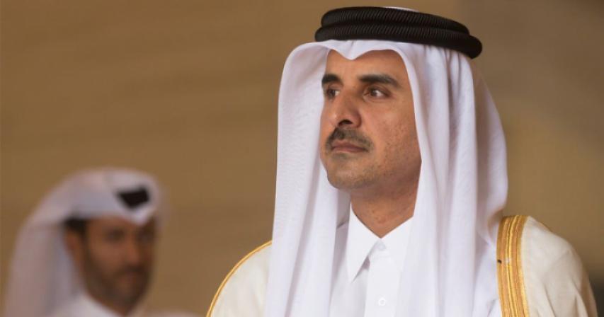 HH the Amir sends condolences to Amir of Kuwait
