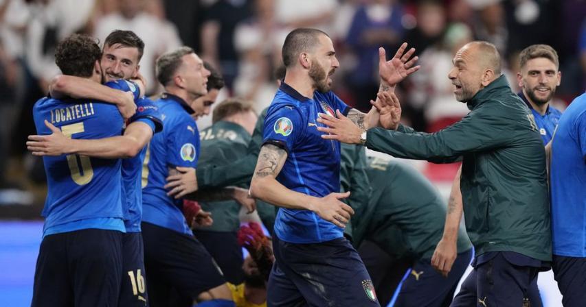 Italian joy, English heartbreak after penalty drama