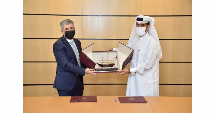 Regulatory Authority for Charitable Activities and HBKU Sign MoU