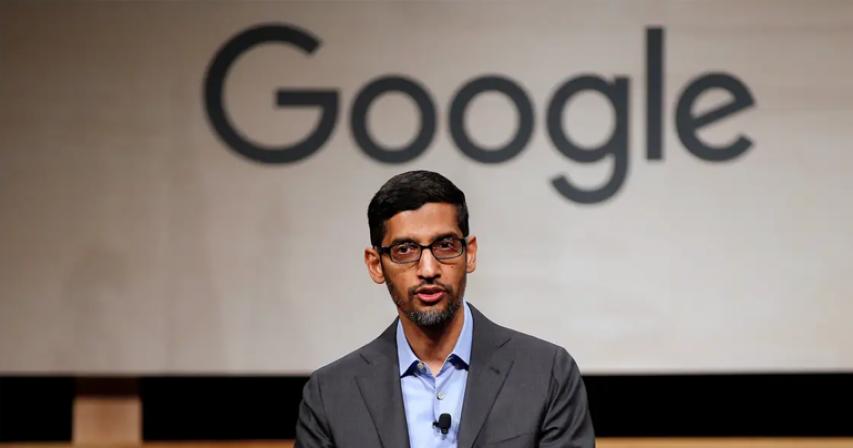 Google boss Sundar Pichai warns of threats to internet freedom