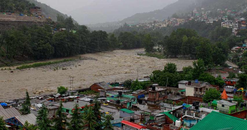 Two missing in Kangra flash floods; heavy rain wreaks havoc in Himachal Pradesh