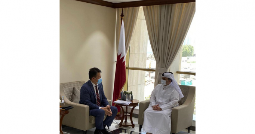 Environment Minister Meets Director-General of the Islamic Organization for Food Security