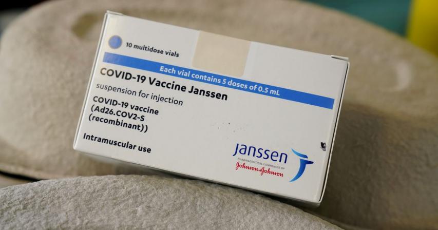 U.S. puts new warning on J&J coronavirus vaccine for autoimmune disorder