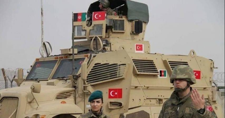 Taliban warns Turkish forces against remaining in Afghanistan