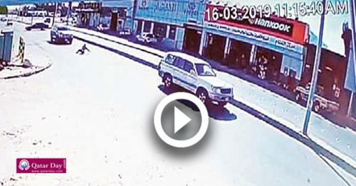 Video: Asian expat attempts new way to extort money