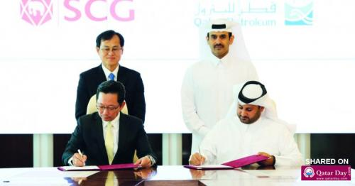 Qatar signs 10-year naphtha supply contract with Thai's SCG Chemicals