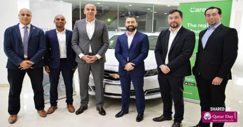 General Motors signs an MoU with Careem to drive car ownership for Captains