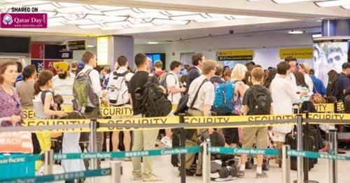 Passengers Were Waiting To Board. US Pilot Was Arrested For Triple Murder
