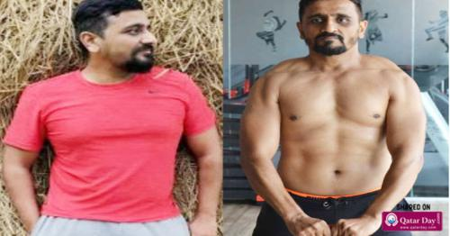 Weight loss: This guy lost 20 kilos in JUST 3 months! His journey is INSPIRATIONAL!