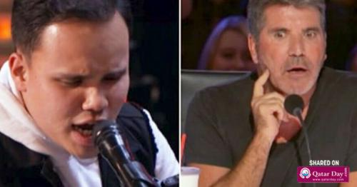 Blind singer with autism blows judges away with Golden Buzzer performance