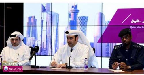 Employment visa procedures at the Qatar Visa Centre