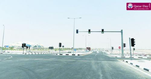 Ashghal opens new interchange on Al Khor Road providing access to Lusail